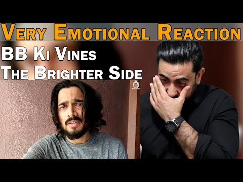Play Very Emotional Reaction on BB Ki Vines - The Brighter Side | Motivational
