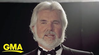 Singers, friends and fans pay tribute to Kenny Rogers