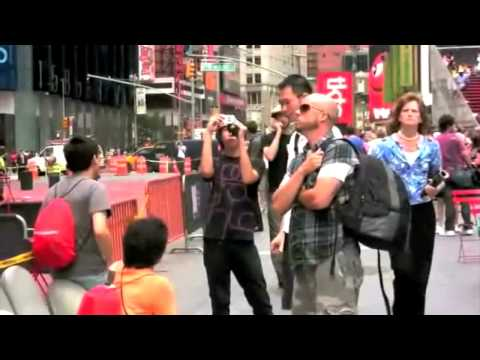 Farting In Times Square