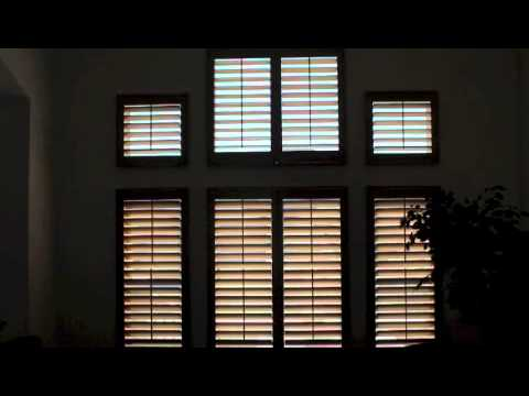 Motorized Shutters from Colorado Shade and Shutter