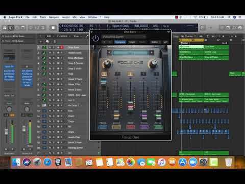 Focus One VST walkthrough!
