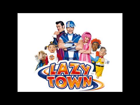 LazyTown - Galaxy (Instrumental)