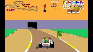Buggy Boy - Atari ST [Longplay]
