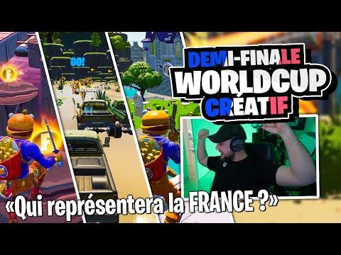 Demi-finale de la World Cup Créatif à 264k$ !! (l'équipe gagnante représentera la FRANCE)