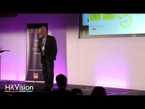 Gerard Penning, Royal Dutch Shell speaking at HR Vision London 2014