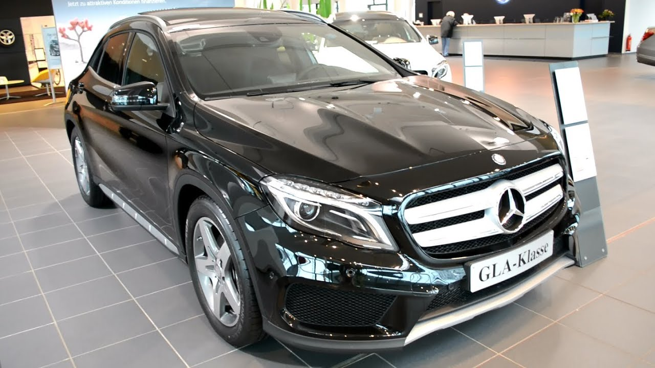 2014 new mercedes benz gla 220 cdi youtube. Black Bedroom Furniture Sets. Home Design Ideas