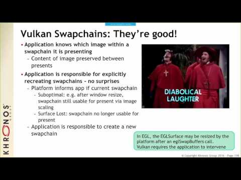 8   swapchains unchained