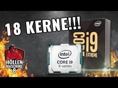 MEHR GEHT NICHT! - Core i9-7980XE mit 18 KERNEN - Höllenmaschine 8   #Gaming-PC