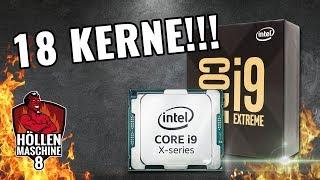 MEHR GEHT NICHT! - Core i9-7980XE mit 18 KERNEN - Höllenmaschine 8 | #Gaming-PC