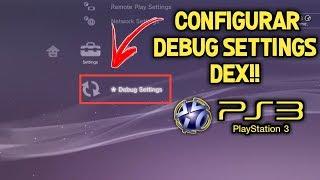 Download lagu Configurando debug setings DEX ps3 destravado RESOLVER O ERRO MP3