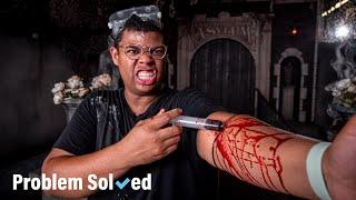 DIY Halloween Special FX | Problem Solved