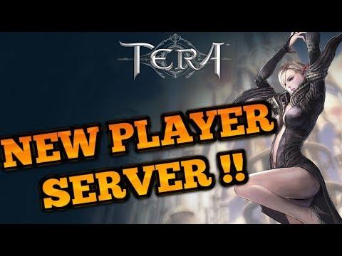 Tera : Fresh Start NEW PLAYER SERVERS!