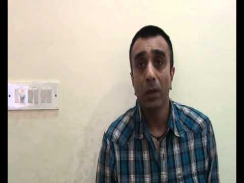 Interview of Sanjay Gadhvi at Estro 2011