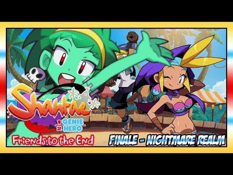 Shantae: Half-Genie Hero Friends to the End DLC - Finale: Nightmare Realm