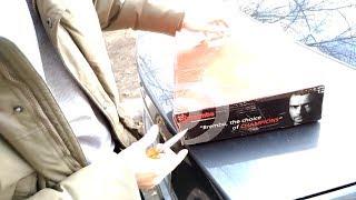 Ставим тормоза BREMBO на Lancer IX - ДЕШЕВЛЕ ОРИГИНАЛА В 2 РАЗА!