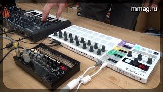Arturia Beatstep Pro - midi-контроллер/секвенсор