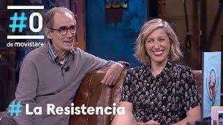 LA RESISTENCIA - Entrevista a Cecilia Freire y César Sarachu   #LaResistencia 03.04.2019