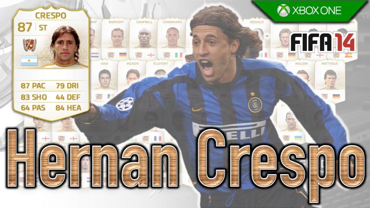 Crespo Fifa 14