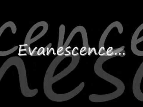 Evanescence~Before the Dawn Lyrics