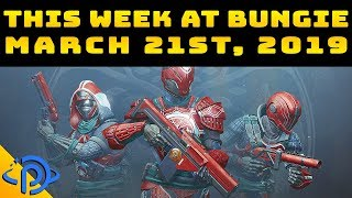 This Week at Bungie | Enhancement Core Changes in Season of Opulence & NEW Iron Banner Rewards! thumbnail