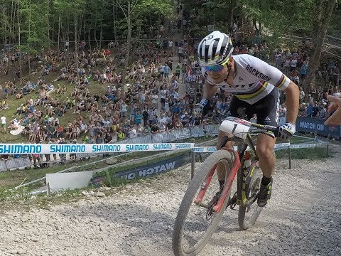 UCI Mountain Bike Worldcup Albstadt 2017