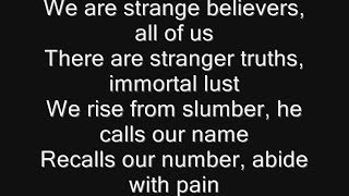 Iron Maiden - If Eternity Should Fail Lyrics