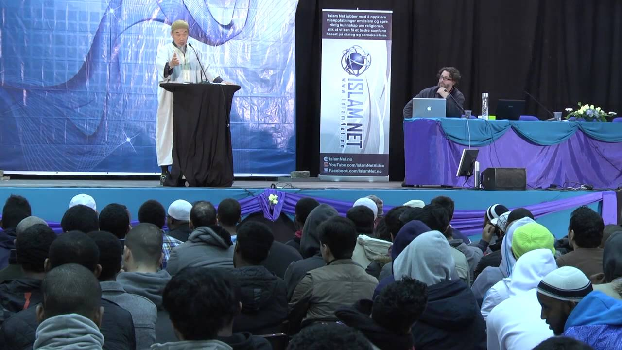 How can we give a good image to people who think bad about Islam? - Q&A - Sh. Hussain Yee