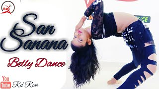 Gambar cover San Sanana | Dance Video | Shahrukh khan , kareena kapoor | anu malik DSD DANCE STUDIO SATNA