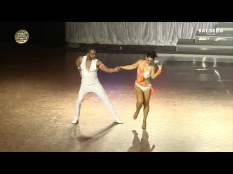 Jacques & Isabelle, Canada, Amateur Bachata Cabaret Couple, Final, WSS 2017