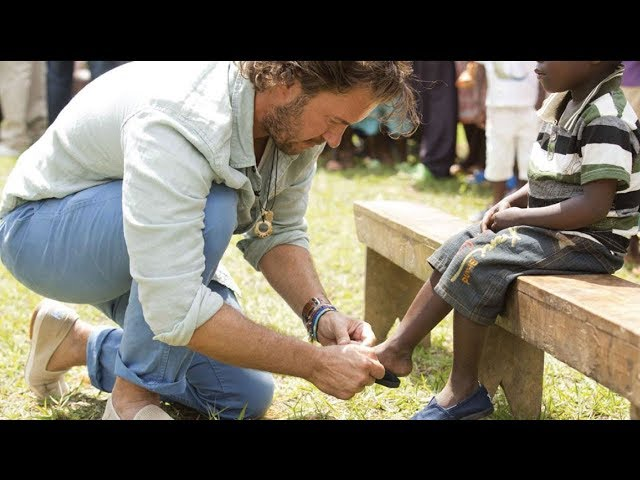 TOMS founder, Blake Mycoskie   Does Everything Happen for a Reason?