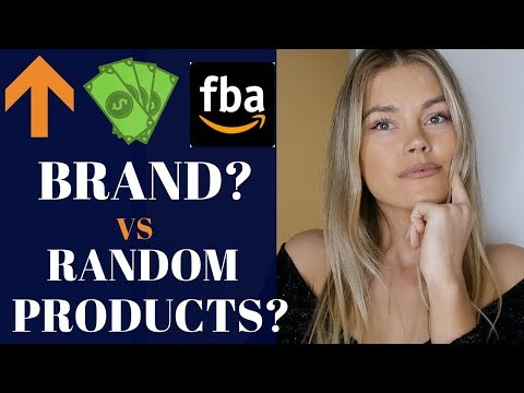 How to Make the MOST PROFIT on AMAZON FBA 2019 - Building a Brand vs Selling Random Products?