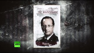 Из «Месье Нормальность» в «Месье Непопулярность»  история Франсуа Олланда