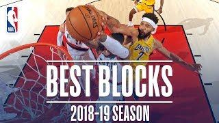 JaVale McGee's Best Blocks | 2018-19 Season | #NBABlockWeek