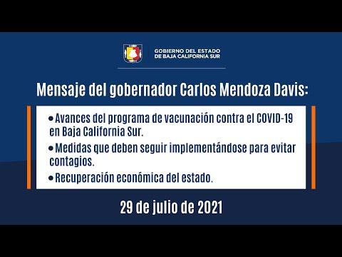 Miniatura de video MENSAJE CMD - COVID-19 EN BCS