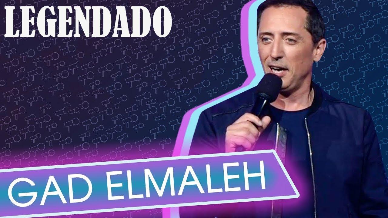 Gad Elmaleh - Língua Inglesa (Legendado)