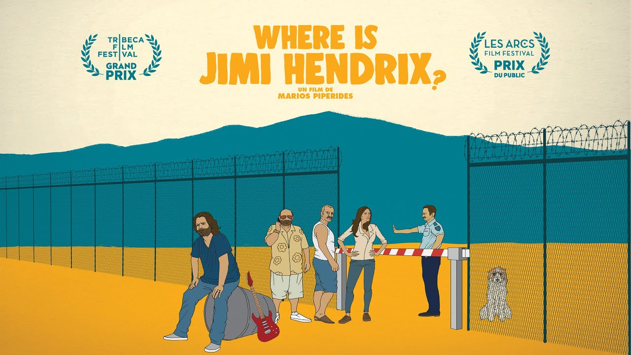 WHERE IS JIMI HENDRIX 🐕 ? | Bande annonce
