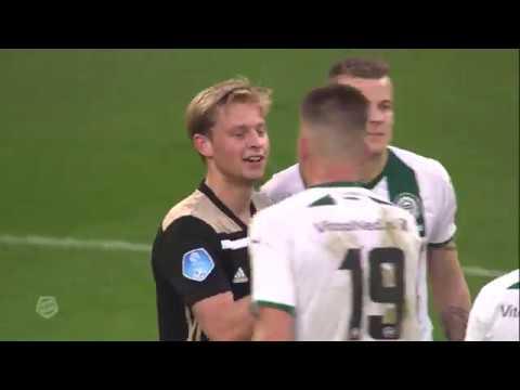 Samenvatting FC Groningen -Ajax 0-1 (20-04-2019)
