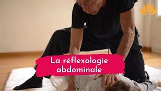 Réflexologie abdominale