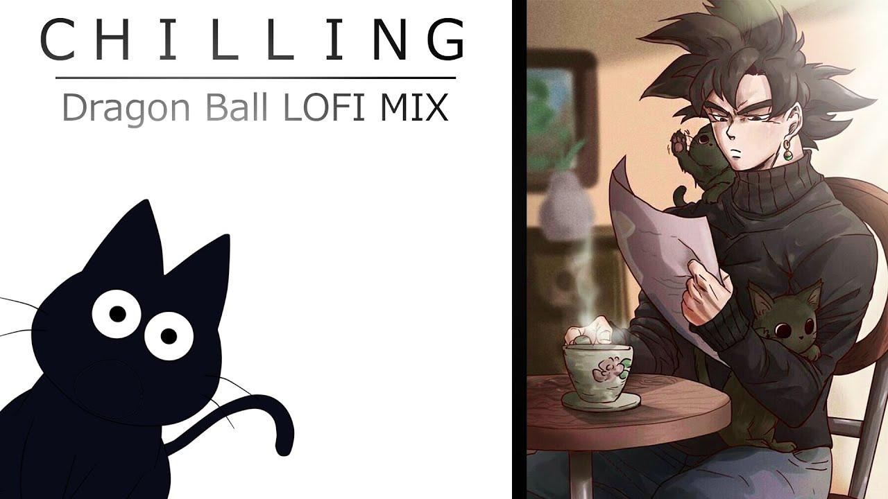 CHILLING | Dragon Ball lofi to Relax