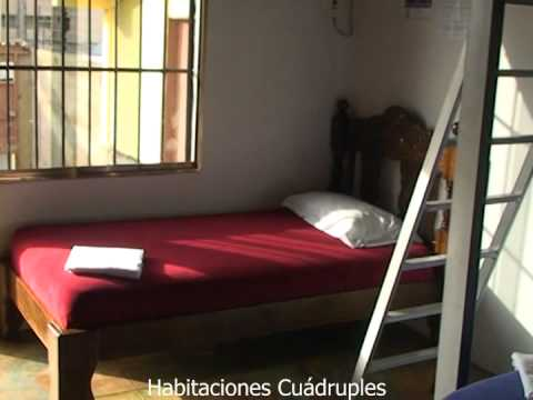 Habitaciones en La Posada de la Playa.avi Travel Video