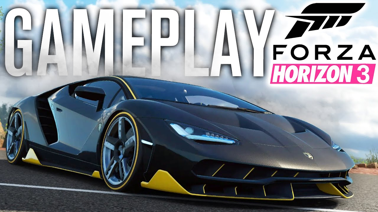 how to get forza horizon 3 on pc to run