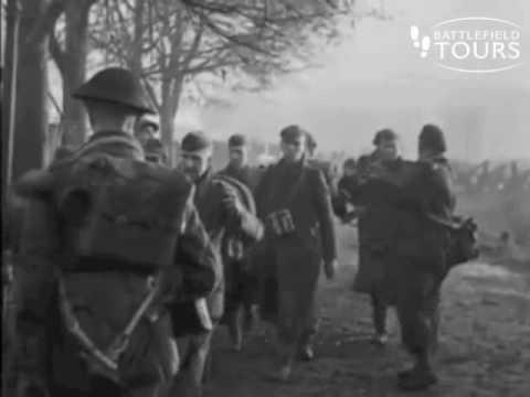 The Walcheren Landings - 1 november 1944