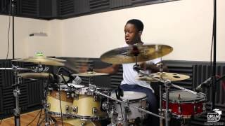 Morgan Simpson | Let the Groove Get In - Justin Timberlake | Drum Cover |