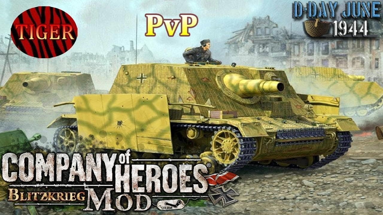 Blitzkrieg Mod for Company of Heroes: Opposing Fronts - Mod DB