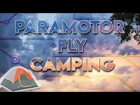 Ep. 56  💨Gusty Day Adventures and I hit 61 MPH Fly Camp Attempt 1