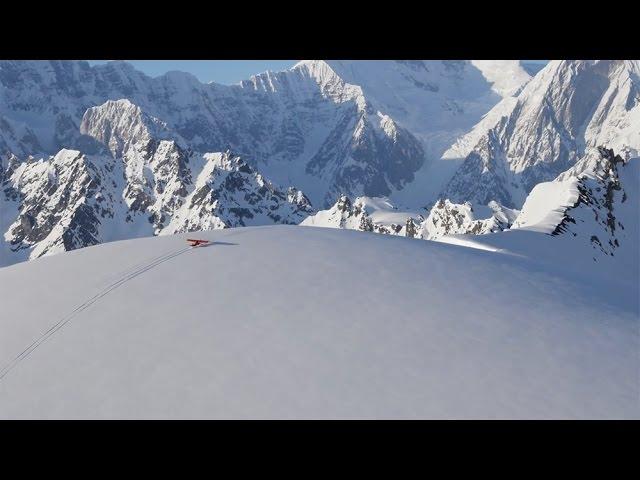 Alaska Mountain Kingdom | Ultima Thule Lodge Plane-Accessed Skiing