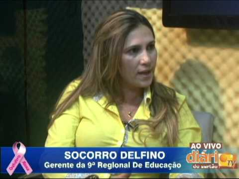 Interview - Socorro Delfino - 09102013