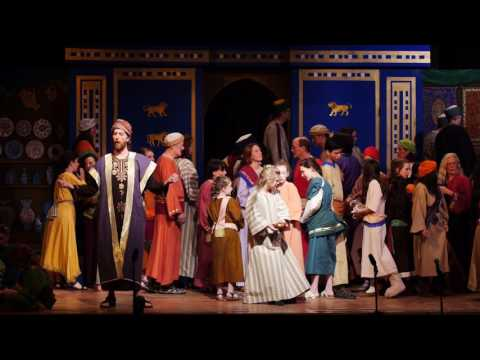 Springtime for Haman 2017 — NCFO (act 1, Persians)