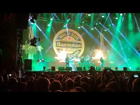 Slayer - Angel Of Death LIVE @ Download Festival Sydney 2019