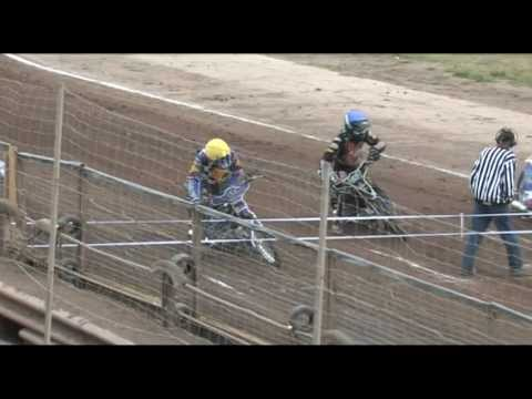 2011 National League Speedway ~ Mildenhall Fen Tigers vs Hackney Hawks